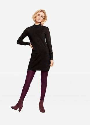 Теплое платье от heidi klum esmara! размер xs