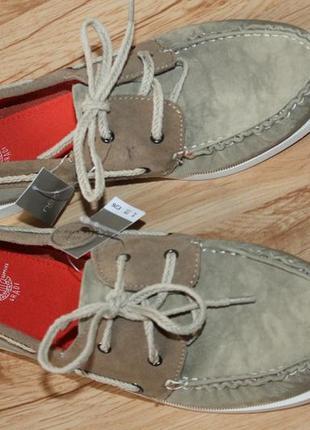 Туфли-мокасины next, 100% оригинал.