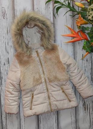 5-6 лет демисезонная куртка tu