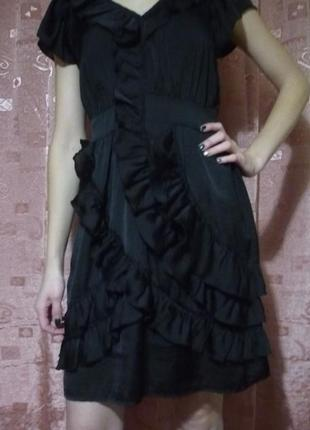 Супер тренд 2019 платье рюши винтаж в стиле шанель chanel streetstyle стритстайл