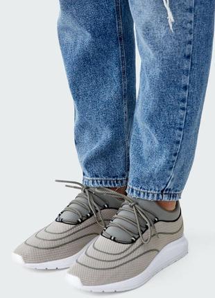 Стильные мужские кроссовки pull&bear2 фото