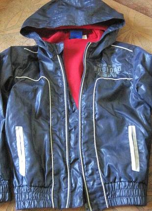 Куртка-ветровка на 110\116р.lupilu