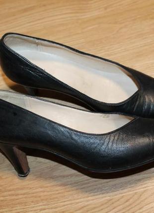 Шкіряні італійські туфельки