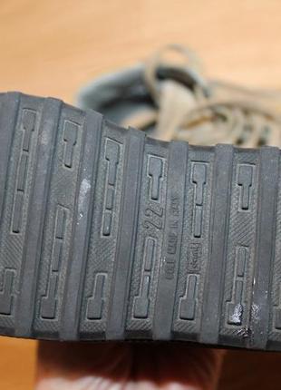 Добротні фірмові шкіряні черевички, унісекс2