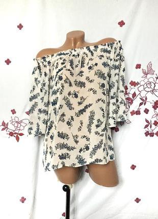 Кофта по плечам принт - распродажа 🔥 много брендовой одежды!