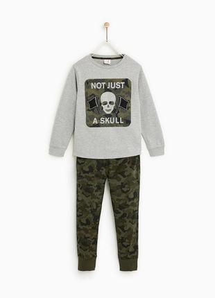 Пижама мальчику 5 лет от zara