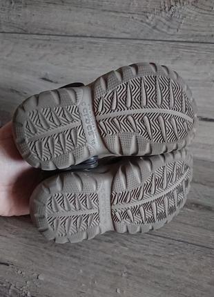 Кроксы crocs clog iconic comfort c 10 27-28 р 17,5 см оригинал6