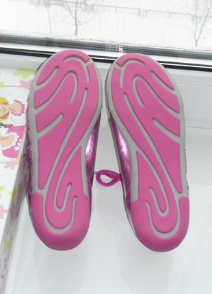 Кроссовки primigi, р.34 для девочки. новые кеды, туфли, ботинки, полуботинки4 фото
