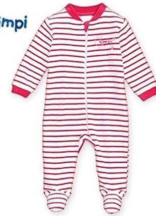 Ромпер, комбинезон, слип, пижама, для малышки от impidimpi(германия).