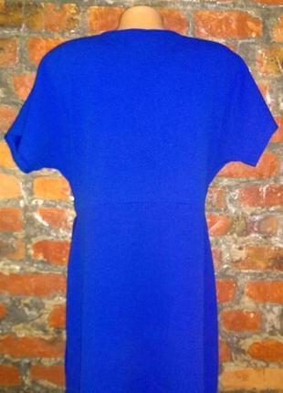 Платье с запахом большого размера atmosphere2 фото