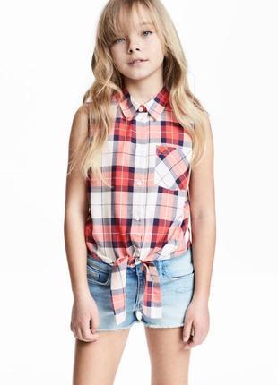 Новая рубашка на завязки - распродажа 🔥 много брендовой одежды!