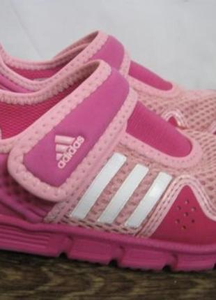 Закрытые босоножки (сандалии)  adidas р.24 оригинал.1