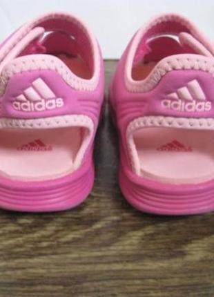 Закрытые босоножки (сандалии)  adidas р.24 оригинал.4