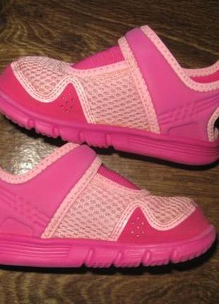 Закрытые босоножки (сандалии)  adidas р.24 оригинал.6