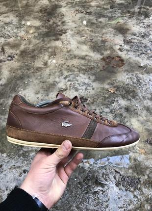 Туфли lacoste