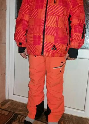 Лыжный костюм детский.