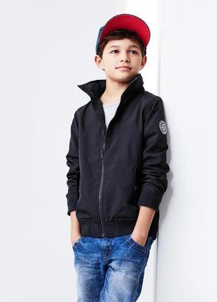 Лёгкая куртка ветровка тсм tchibo, рост 146-152см