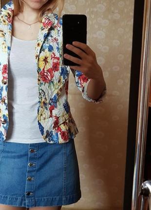 Летняя распродажа! цветной жакет, пиджак