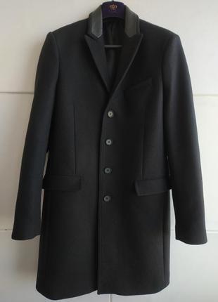 Стильное мужское  пальто  французского дорогого бренда the kooples (зе куплес)