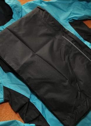 Дождевик, ветровка и штаны на девочку 5-7 лет, 110-116, crivit, германия
