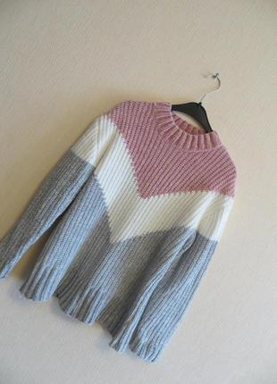Велюровый свитер primark (р.xxs)
