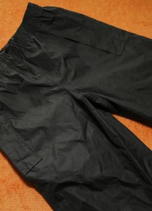 Штаны непромокаемые, дождевик на девочку или мальчика размер 110-116, crivit германия