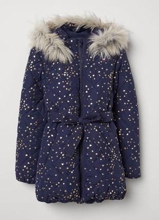 H&m куртка демисезонная девочке 13-14 лет