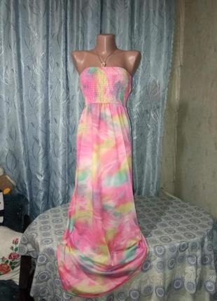 Платье-бондо
