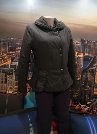Классная стильная деми куртка