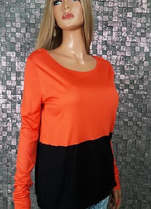 Двухслойная вискозная блуза