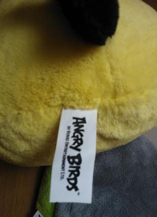 Подушка angry birds2 фото