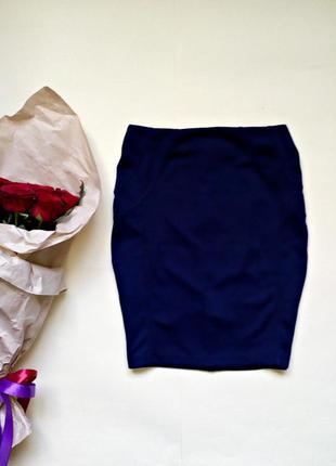Классическая облегающая юбка