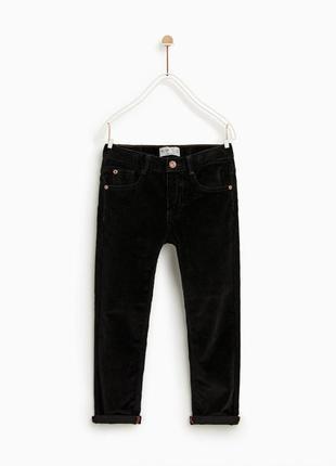 Вельветовые брюки мальчику 11 12 лет zara