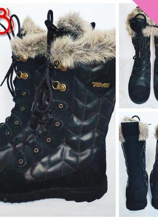 Сапоги ботинки teva. размер 38
