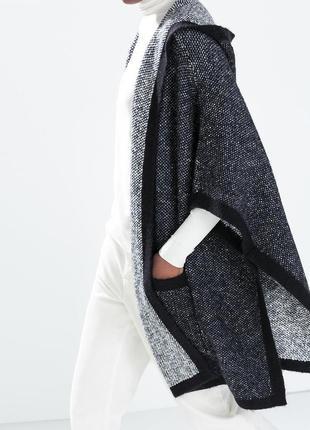 Пончо кардиган - распродажа 🔥 много брендовой одежды!