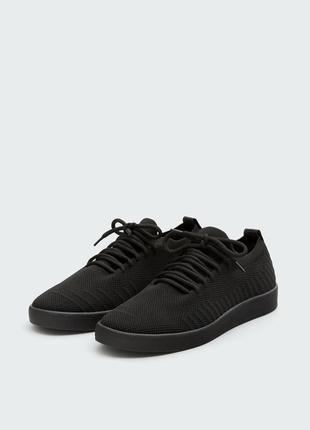 Мужские кроссовки/мокасины pull&bear