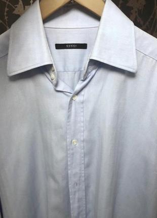 Рубашка мужская gucci италия