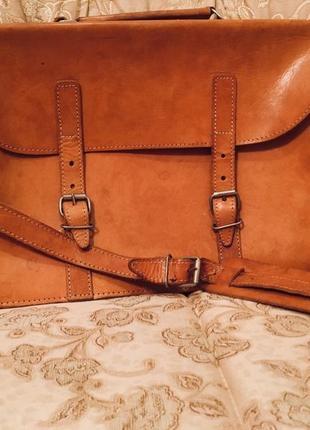 305e84e3405e Кожаная сумка - портфель, цена - 400 грн, #20390906, купить по ...