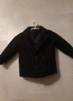 Пальто куртка парка