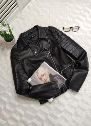 Куртка-косуха кожзам glamorous, р-р s
