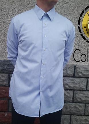 Стильная рубашка calvin klein (оригинал)