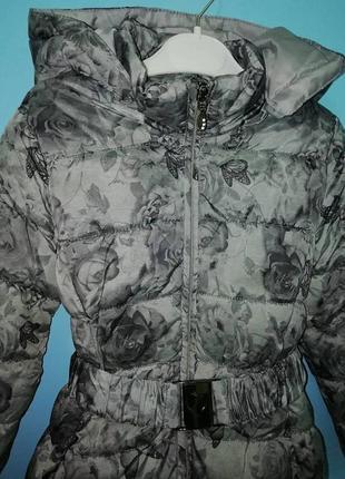 Куртка ovs пальто теплое еврозима пуховик