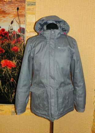 d060c66865f Куртка зимняя термо женская серая лыжная mountain warehouse р. 46-48.