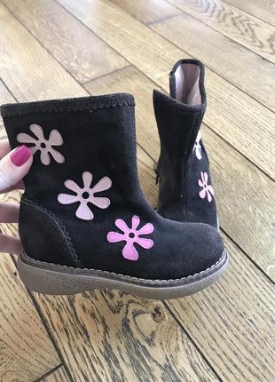 Демісезонні чобітки cherokee,8розмір