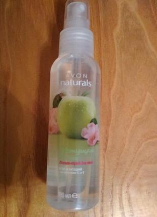 "Лосьон-спрей для тела avon naturals ""цветущая яблоня"" 100 мл"