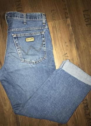 Бойфренд плотный джинс