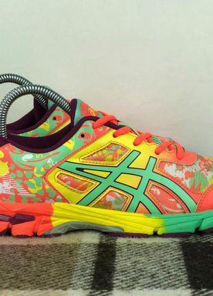 Спортивные женские кроссовки asics gel-noosa tri 11 original 36 air run free