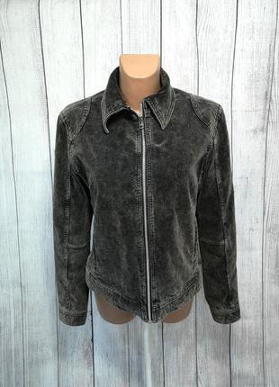 Куртка винтажная remain, вельветовая, стильная, отл сост!