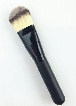 Плоская кисть для тонального крема вв корректора консилера праймера, кисть для макияжа