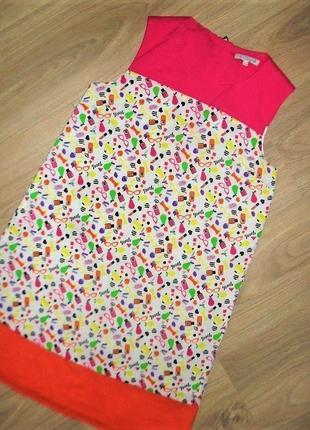 Легкое платье на 11-12лет